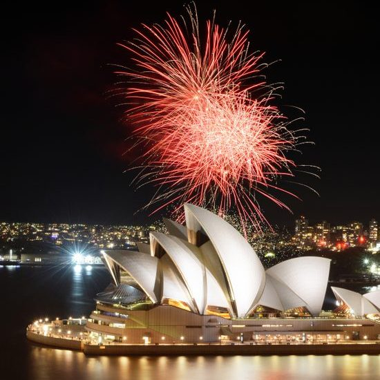 Best places to watch fireworks this New Year's Eve