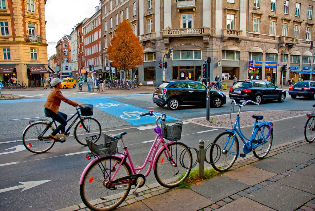 Copenhagen, the European capital of green traffic