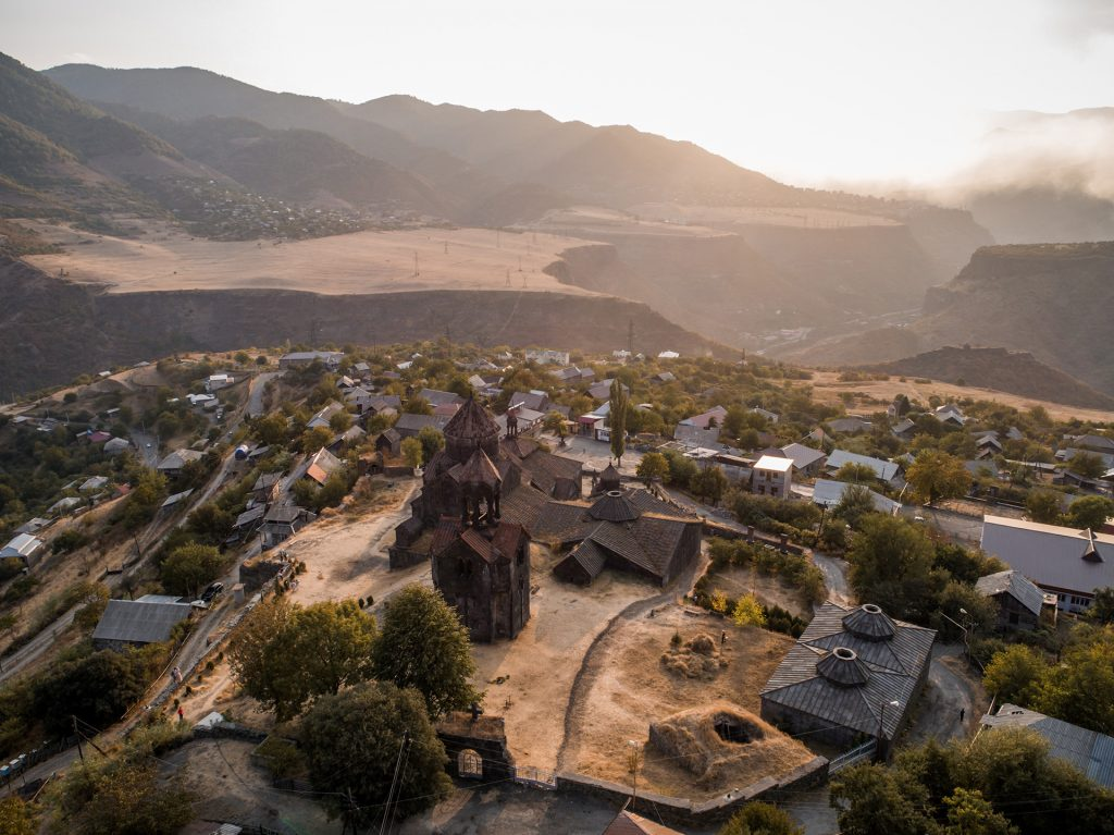 Valley of the Monastery, Armenia