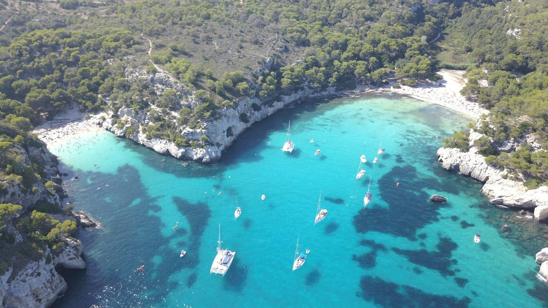 Menorca, pearl of the Balearics