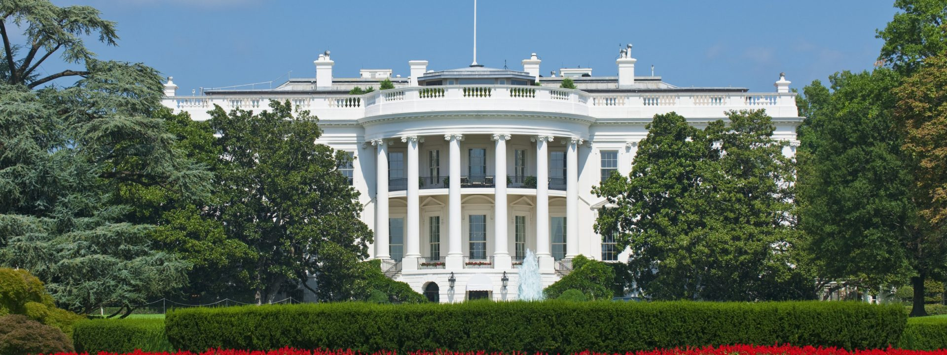 White House, the central monument of the city